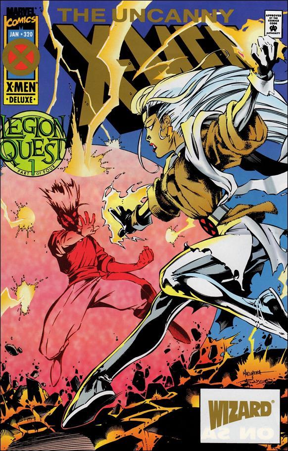 Uncanny X-Men (1981) 320-C by Marvel