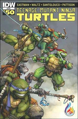 Teenage Mutant Ninja Turtles (2011) 50-G