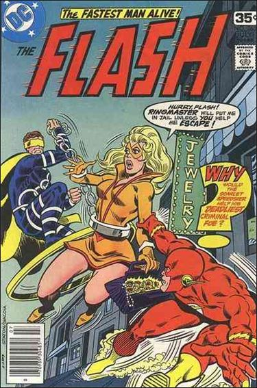Flash (1959) 263-A by DC
