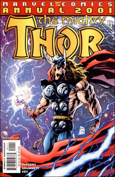 Thor Annual  '2001'-A by Marvel