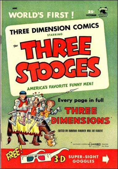 Three Stooges (1953) 2-A by St. John