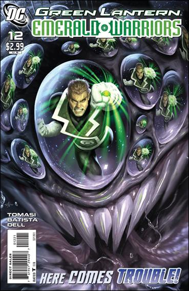 Green Lantern: Emerald Warriors 12-B by DC