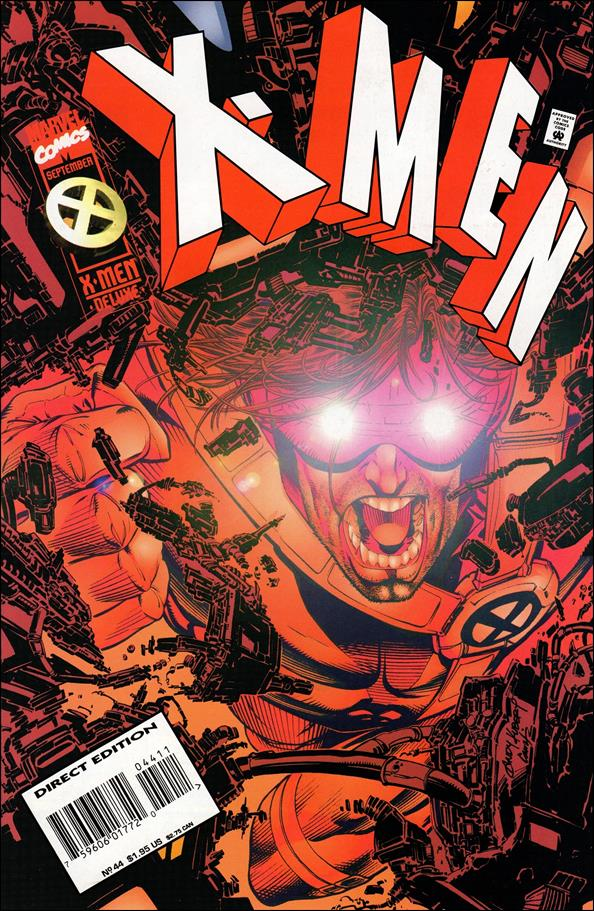 X-Men (1991) 44-A by Marvel