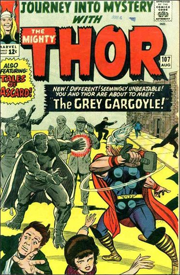 Journey into Mystery (1952) 107-A by Marvel