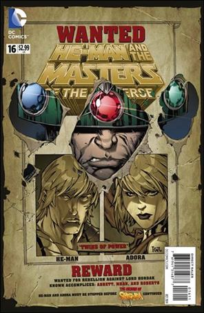 He-Man and the Masters of the Universe (2013) 16-A