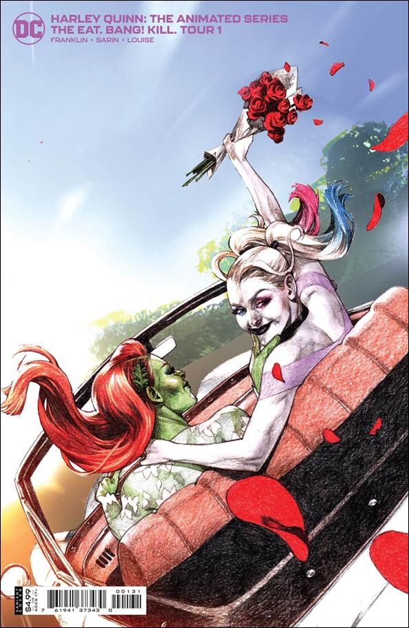 Harley Quinn: The Animated Series - The Eat, Bang, Kill Tour 1-C by DC