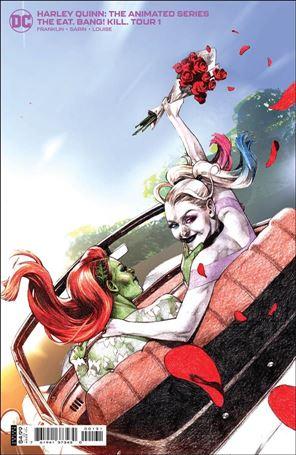 Harley Quinn: The Animated Series - The Eat, Bang, Kill Tour 1-C
