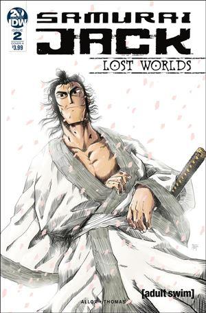 Samurai Jack: Lost Worlds 2-A