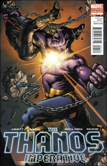 Thanos Imperative 1-B by Marvel
