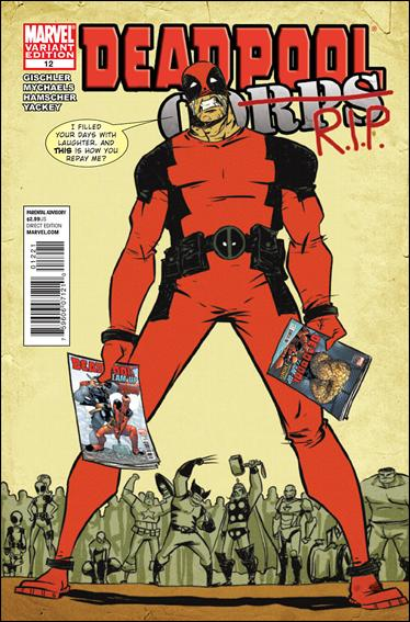 Deadpool Corps 12-B by Marvel