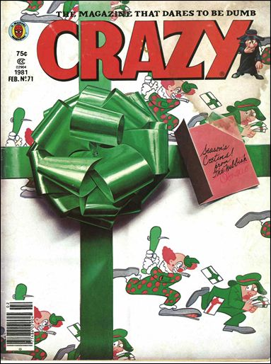 Crazy (1973/03) 71-A by Marvel