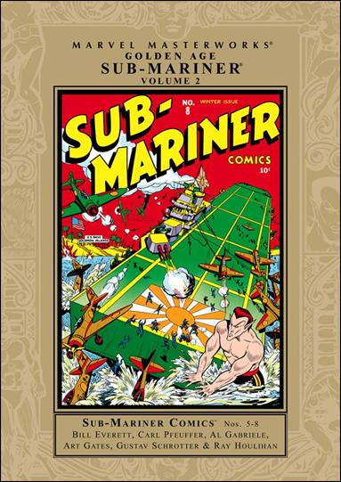 Marvel Masterworks: Golden Age Sub-Mariner 2-A by Marvel