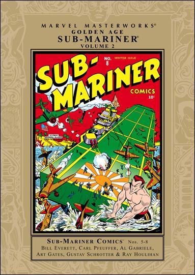 Marvel Masterworks: Golden Age Sub-Mariner 2-A by Marvel