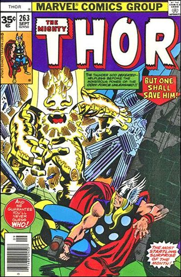 Thor (1966) 263-B by Marvel