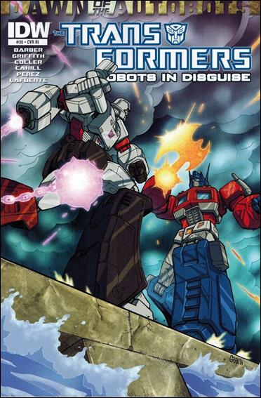 Transformers: Robots in Disguise 30-C by IDW