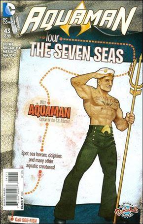 Aquaman (2011) 43-B