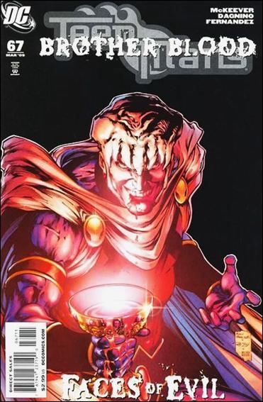 Teen Titans (2003) 67-A by DC