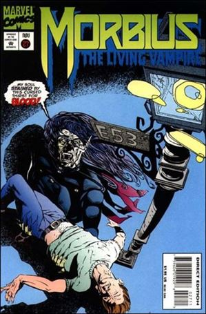 Morbius: The Living Vampire (1992) 27-A