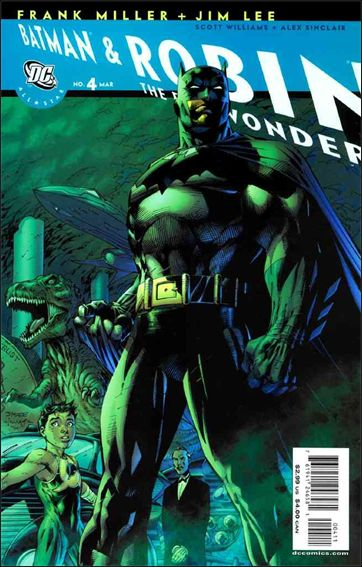 All Star Batman & Robin, the Boy Wonder 4-A by DC