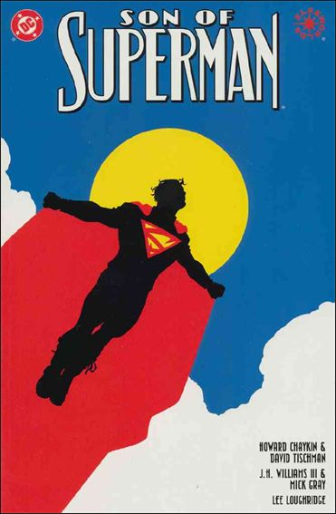 Son of Superman 1-A by DC