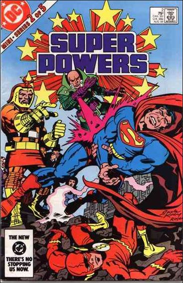 Super Powers (1984) 2-A by DC