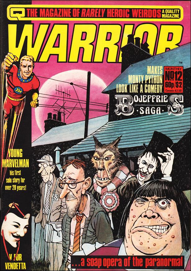 Warrior (UK) 12-A by Quality Communications