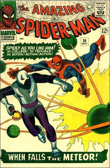 Amazing Spider-Man (1963) 36-A by Marvel