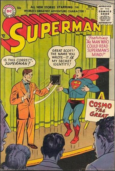 Superman (1939) 103-A by DC