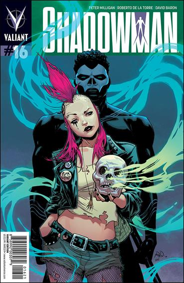 Shadowman (2012) 16-B by Valiant Entertainment