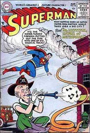 Superman (1939) 96-A