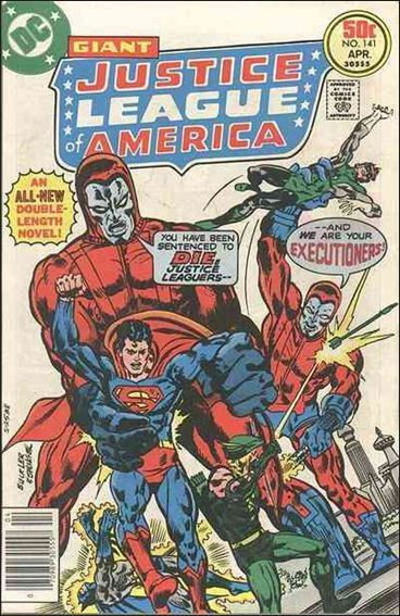 Justice League of America (1960) 141-A by DC