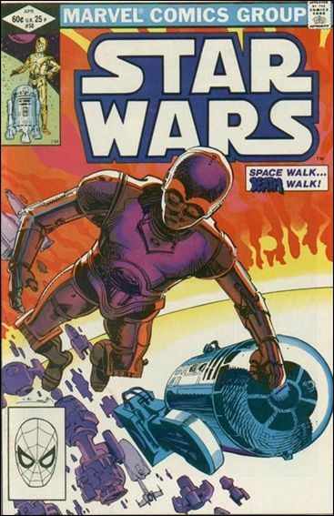 Star Wars (1977) 58-A by Marvel