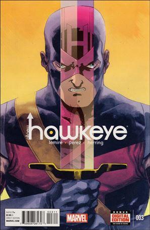 All-New Hawkeye 3-A