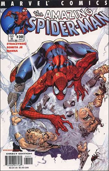 Amazing Spider-Man (1999) 30-A by Marvel