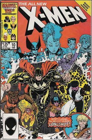 Uncanny X-Men Annual 10-A