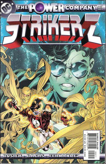 Power Company Striker Z 1-A by DC