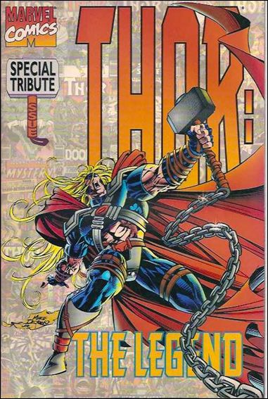 Thor: The Legend 1-A by Marvel