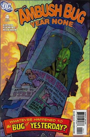 Ambush Bug: Year None 4-A by DC