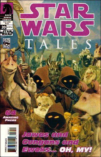 Star Wars Tales 20-B by Dark Horse
