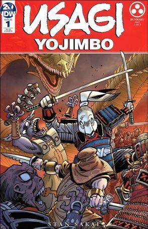 Usagi Yojimbo (2019) 1-C