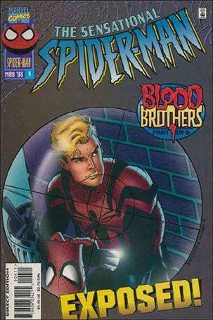 Sensational Spider-Man (1996) 4-A