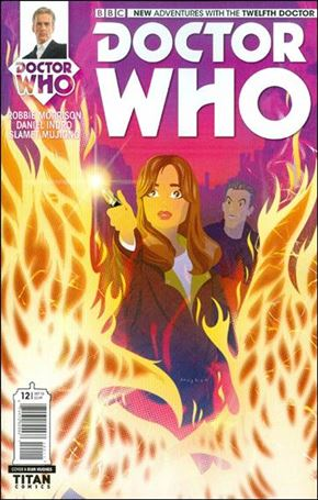 Doctor Who: The Twelfth Doctor 12-A