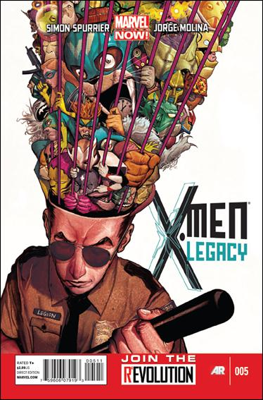 X-Men Legacy (2013) 5-A by Marvel