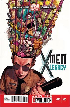 X-Men Legacy (2013) 5-A