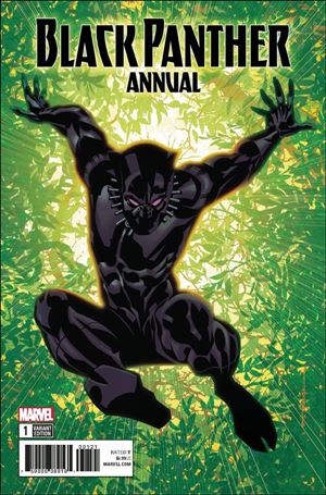 Black Panther Annual (2018) 1-B