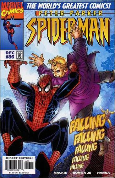 Spider-Man 86-A by Marvel
