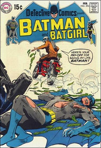 Detective Comics (1937) 396-A by DC