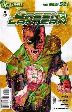 Green Lantern (2011) 4-B
