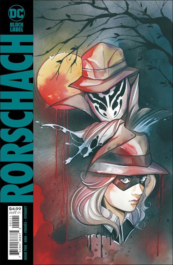 Rorschach 2-B by DC Black Label