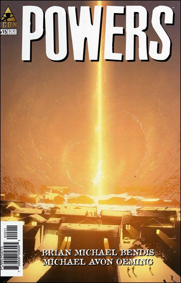 Powers (2004) 15-A by Icon